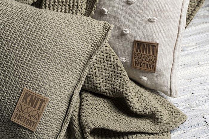 Breiwerk van Knit Factory