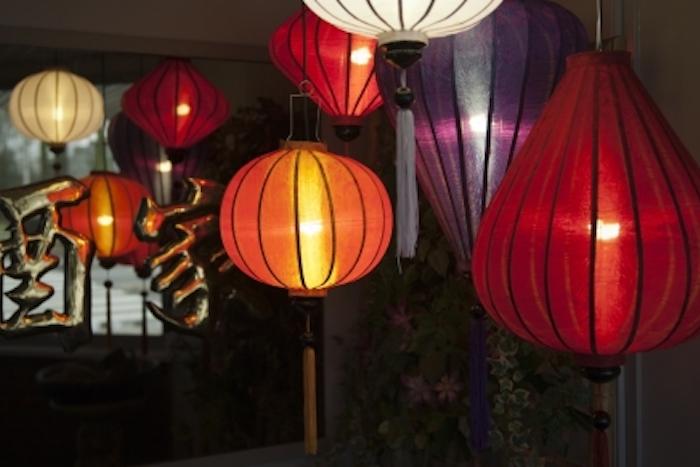 Vietnamesische Lampions van Lampionsenzo.de