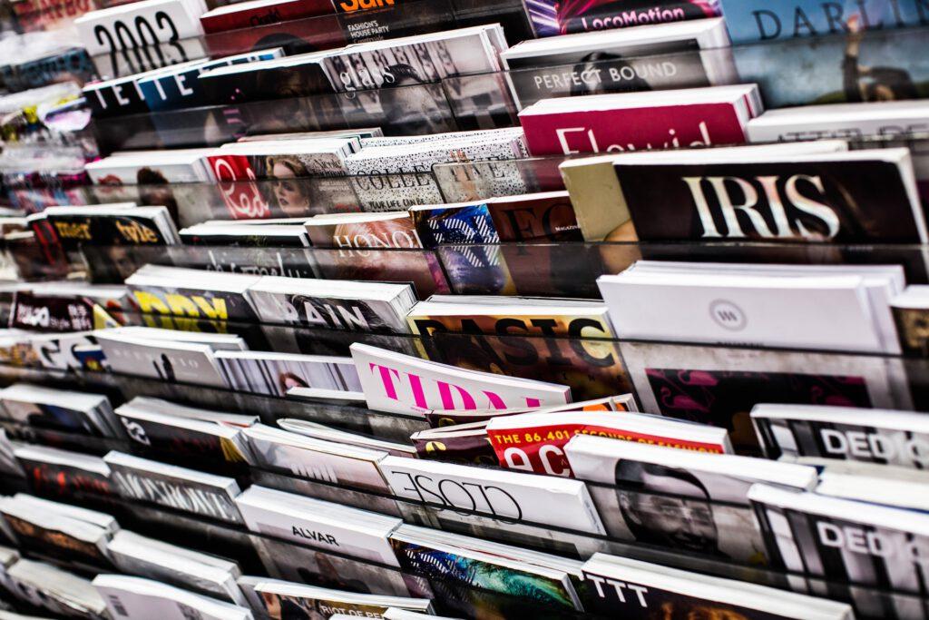 tijdschriften en vakbladen spelen nog steeds een belangrijke rol voor marketing in duitsland